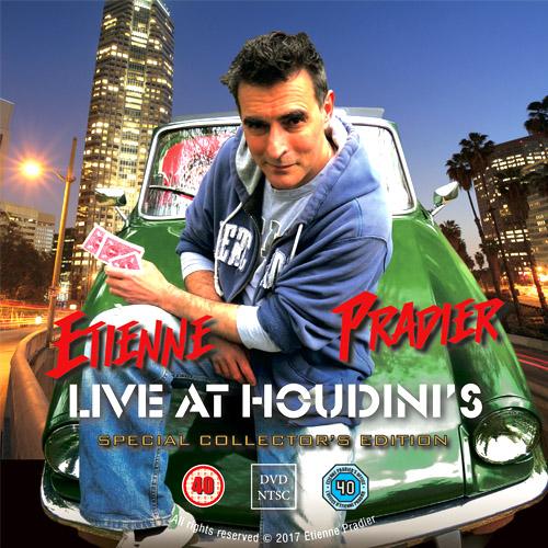 Live at Houdini's - Etienne Pradier
