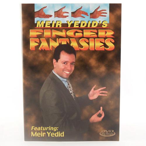 Finger Fantasies by Meir Yedid