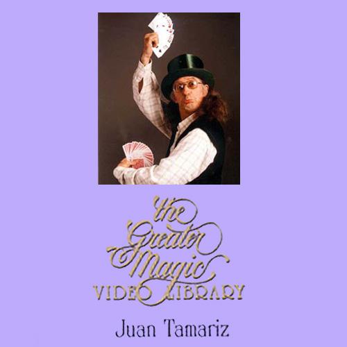 Greater Magic Video Library Volume 41- Juan Tamariz