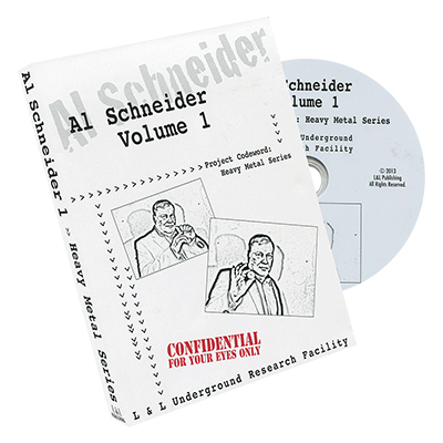 Al Schneider - Heavy Metal Series