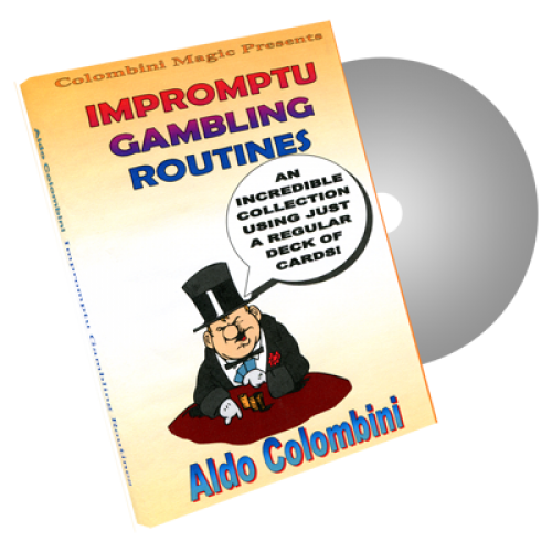 Impromptu Gambling Routines by Wild-Colombini Magic