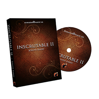 Inscrutable Chapter 2 by Joe Barry and Alakzam Magic