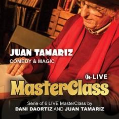 Juan Tamariz Master Class Volume 3 DVD - Comedy and Magic