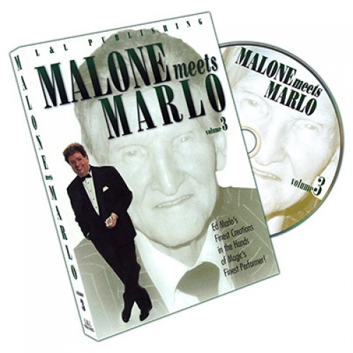 Malone Meets Marlo Vol.3 by Bill Malone