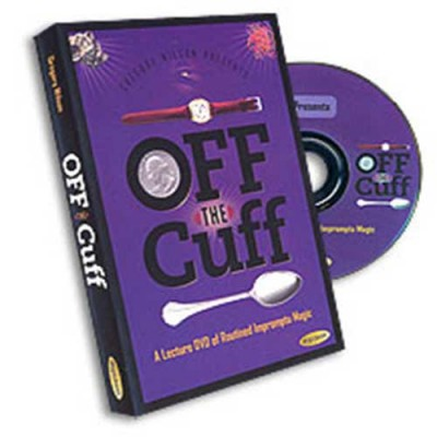 Off the Cuff by Gregory Wilson