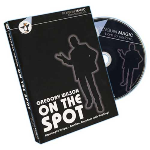 On the Spot by Gregory Wilson