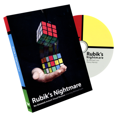 Rubik's Nightmare by Michael Lam