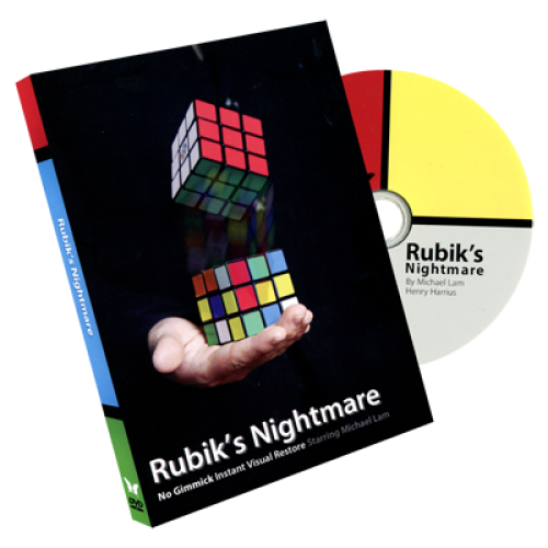 Rubik's Nightmare by Michael Lam