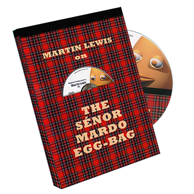 Senor Mardo Egg Bag by Martin Lewis - DVD