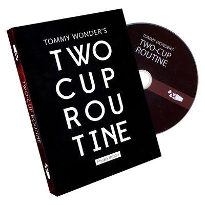 Tommy Wonder's Two Cup Routine