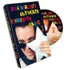 Ultimate Impromptu Magic Vol 2 by Dan Harlan