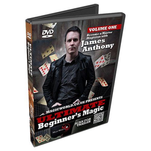 Ultimate Beginner's Magic by James Anthony
