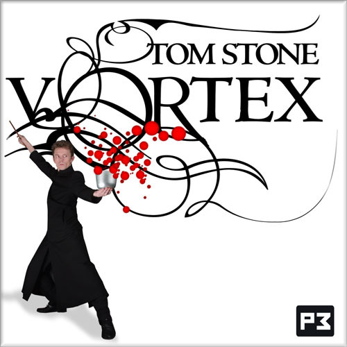 Vortex: Off the page by Tom Stone