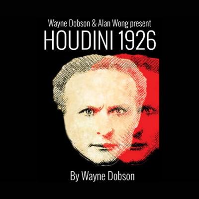 Houdini 1926 by Wayne Dobson