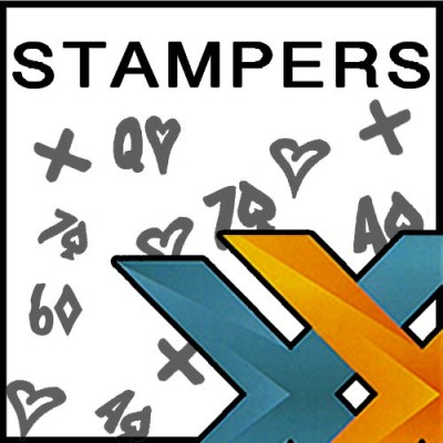 Secret Stamper Part (Refill) for Double Cross - Magic Smith