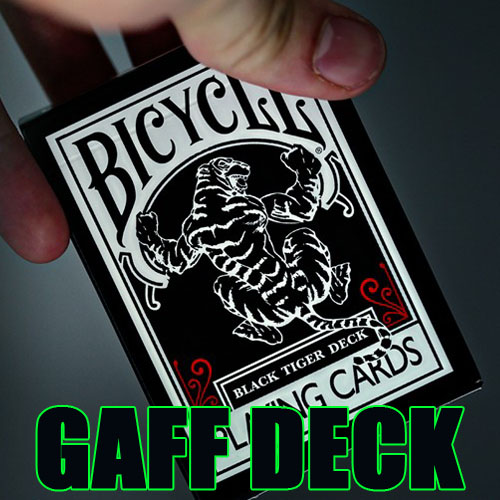 black tiger gaff deck - photo #4