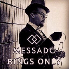Messado Rings - Black  ***RINGS ONLY***