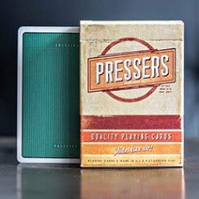 Pressers Playing Cards - Ellusionist
