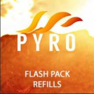 Refill Pack For Pyro/Pyro Mini Fireshooter