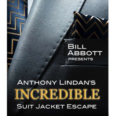 The Incredible Suit Jacket Escape by Anthony Lindan
