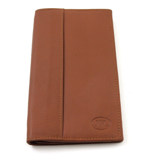 JOL Large Plus Wallet - Soft Tan Leather by Jerry O'Connell and PropDog-