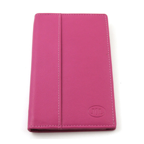 JOL Small Plus Wallet - Soft Pink Leather by Jerry O'Connell and PropDog