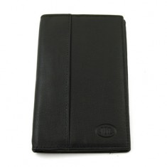JOL Small Plus Wallet - Soft Black Leather by Jerry O'Connell and PropDog