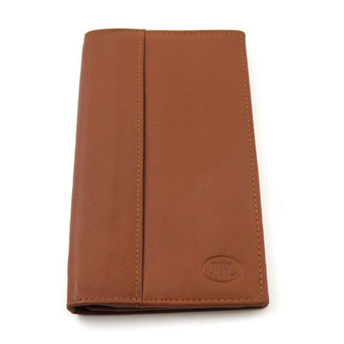 JOL Small Plus Wallet - Soft Tan Leather by Jerry O'Connell and PropDog