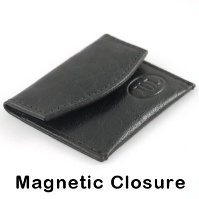 Single Coin Purse with Magnetic Closure by Jerry O'Connell and PropDog