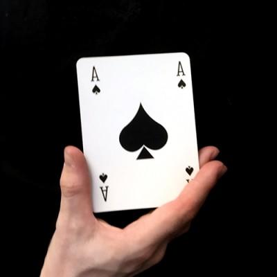 A's Jumbo Manipulation Cards (Standard) - Anson Lee