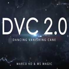 Dancing Vanishing Cane V2 by Magiclism