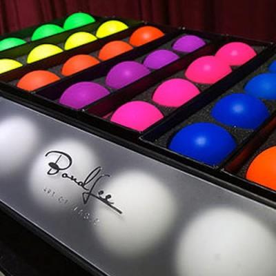 Professional Manipulation Balls (4 Balls 2 Shells) - Bond Lee