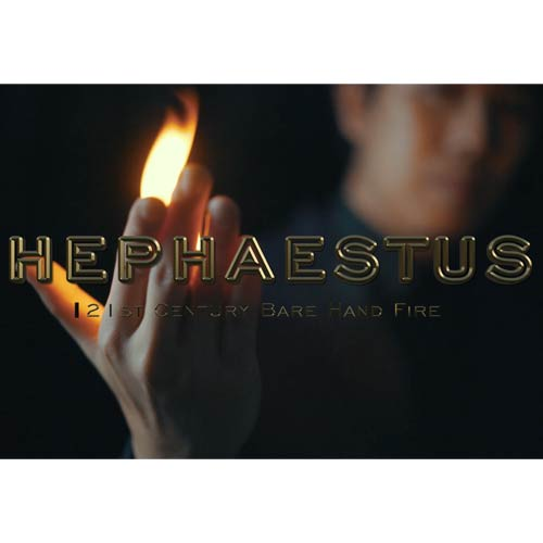 Hephaestus by Bond Lee & ZF Magic