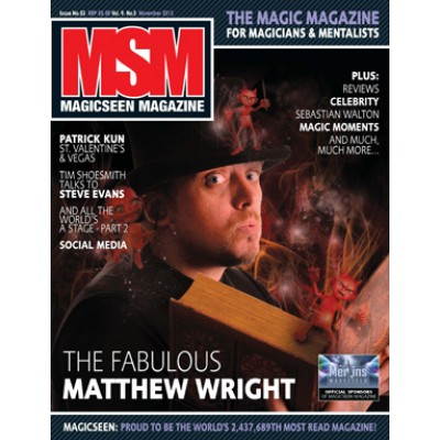 Magicseen Magazine - Issue 53