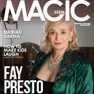 Magicseen Magazine - Issue 89