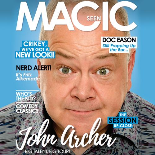Magicseen Magazine - Issue 79
