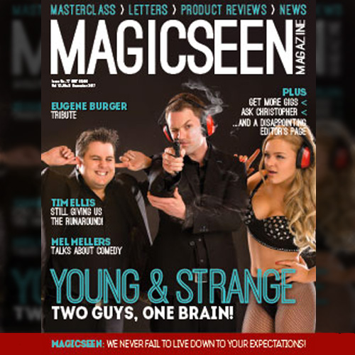 Magicseen Magazine - Issue 77