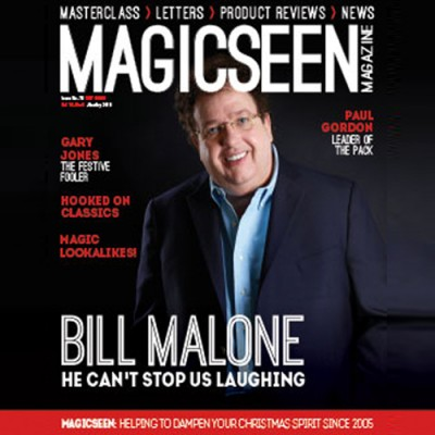 Magicseen Magazine - Issue 78