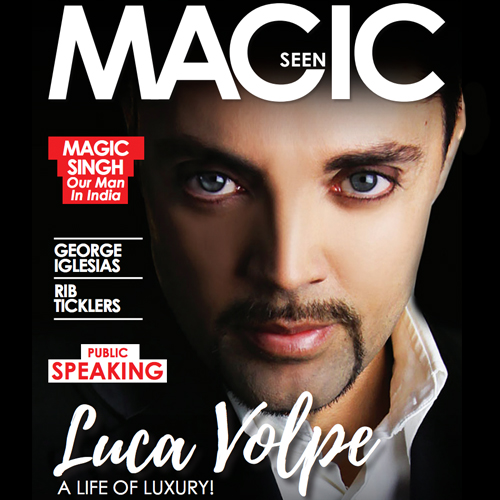 Magicseen Magazine - Issue 81