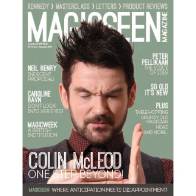 Magicseen Magazine - Issue 70