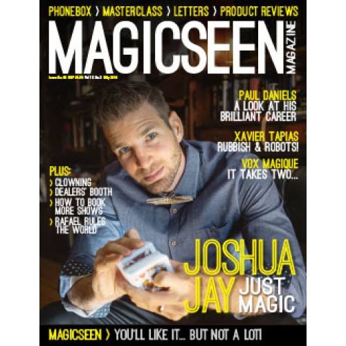 Magicseen Magazine - Issue 68