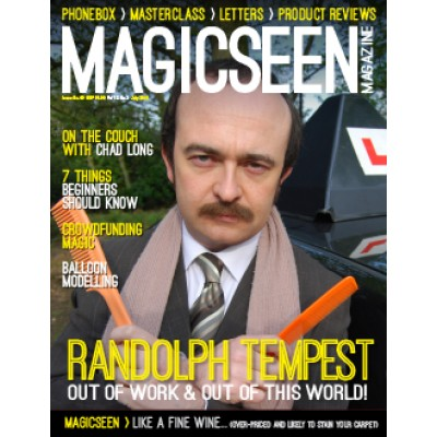 Magicseen Magazine - Issue 69