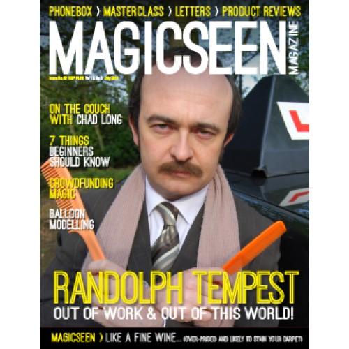 Magicseen Magazine - Issue 69