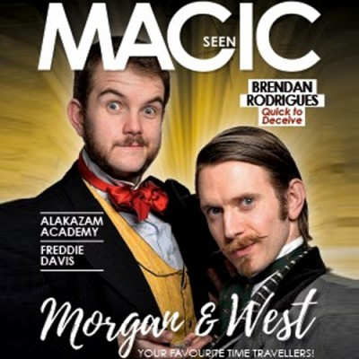 Magicseen Magazine - Issue 80