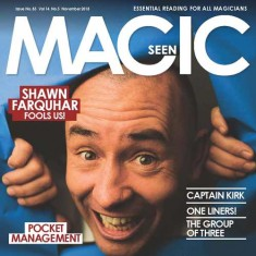 Magicseen Magazine - Issue 83
