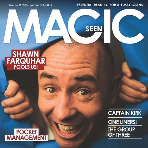 Magicseen Magazine - Issue 83
