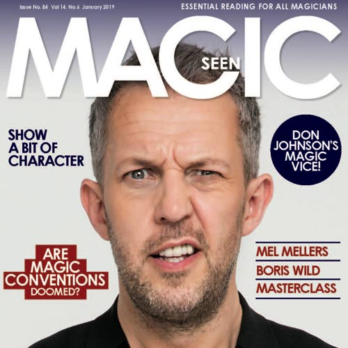 Magicseen Magazine - Issue 84