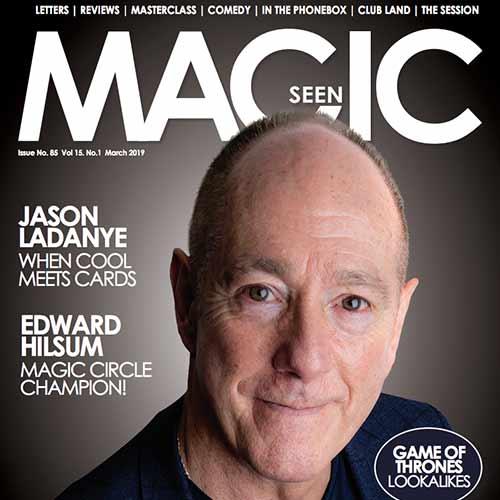 Magicseen Magazine - Issue 85