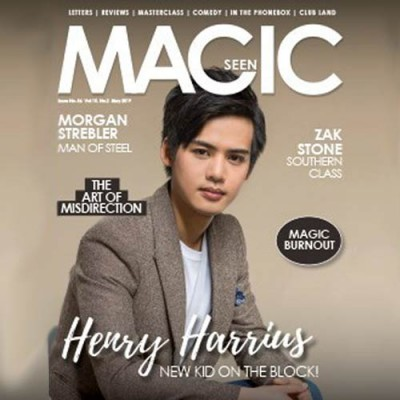 Magicseen Magazine - Issue 86
