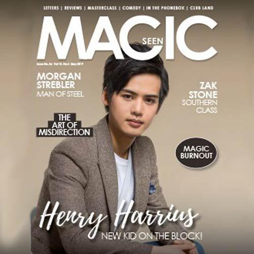 Magicseen Magazine - Issue 86